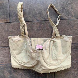 Victoria's Secret Cotton Bustier